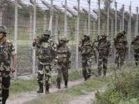 Smart fencing on border