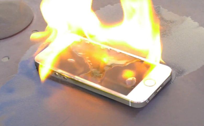 smartphone-fire