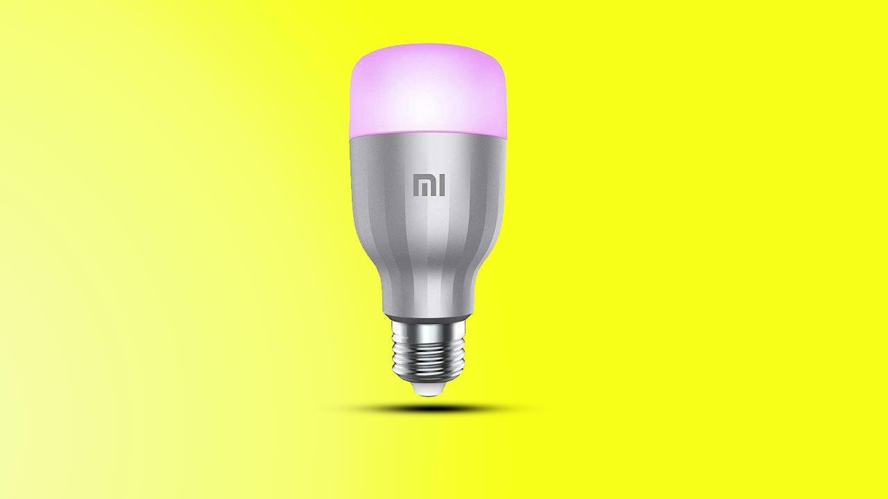 Xiaomi smart light