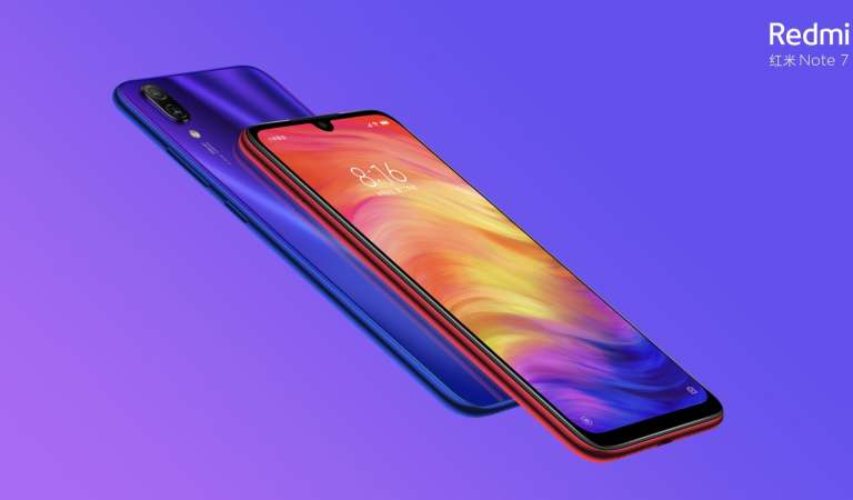 Xiaomi's second phone with 48MP camera is the Redmi Note 7S launch, Rs. 10,999.