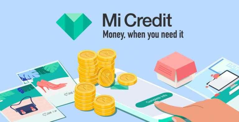 श्याओमी अब सभी उपयोगकर्ताओं के लिए लॉन्च की गई Mi Credit सेवा ग्राहकों को एक लाख रुपये तक का निजी ऋण देगा