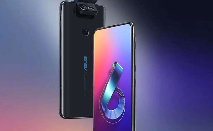 Asus 6Z, the first smartphone with dual rotating camera, starts at Rs 31,999