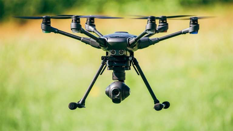 drones in the world use