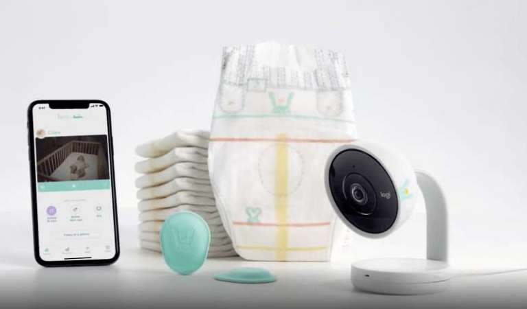 Pampers' smart baby diapers will keep parents tension-free, an alert will send via the app when wet