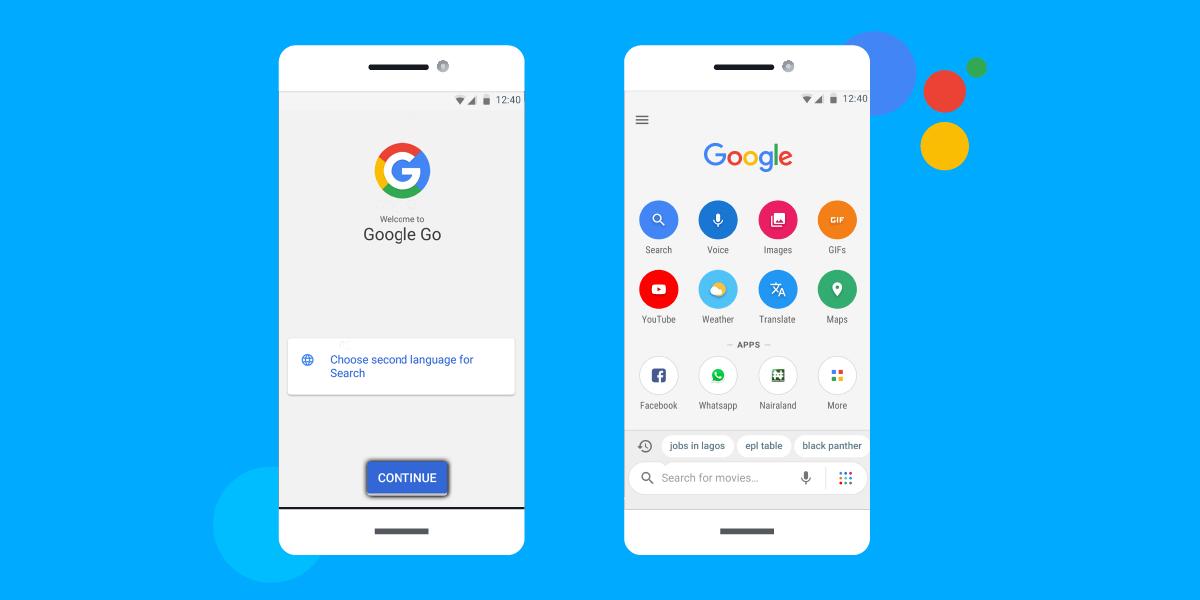 Google-Go-App
