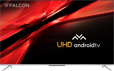 iFFALCON by TCL 163.8 cm (65 inch) Ultra HD (4K) LED Smart Android TV with HandsFree Voice Search(65K71)