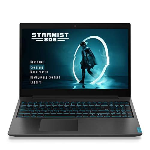 """Lenovo Ideapad L340 Intel Core i5 9th Gen 15.6"""" FHD Gaming Laptop (8GB/1TB HDD/Windows 10/NVIDIA GeForce GTX 10503GB GDDR5/Granite Black/2.19kg),81LK01QTIN"""