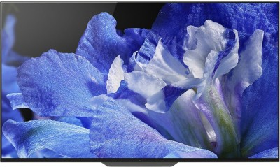 SONY Bravia A8F 163.9 cm (65 inch) OLED Ultra HD (4K) Smart Android TV(KD-65A8F)